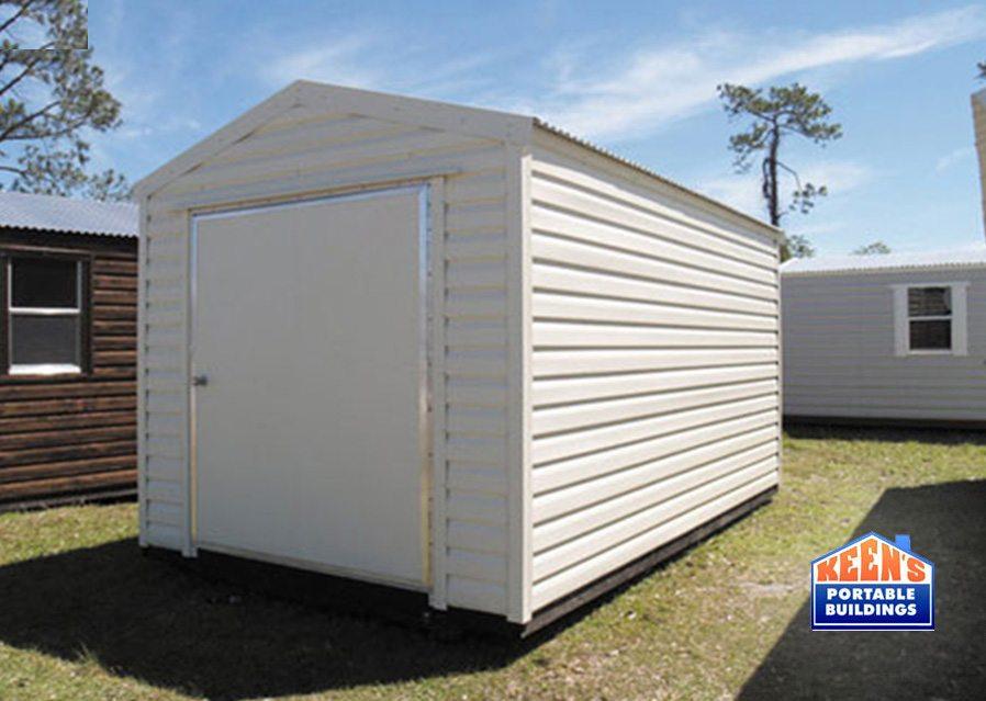 Metal-Shed-12x16-60-door-storage-building