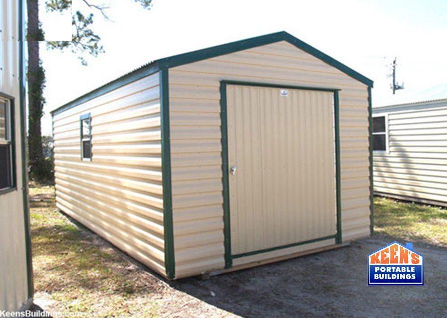 Metal-Shed-12x20-60-door-storage-building-4