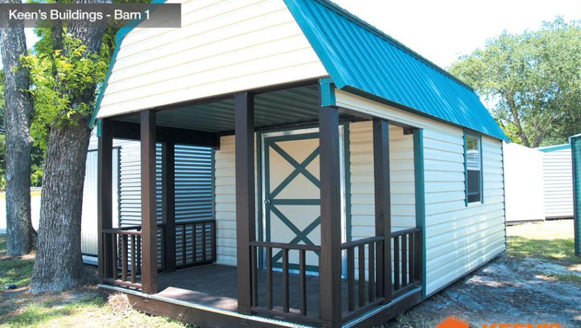 Keens-Buildings-Lofted-Barn-10x20-1