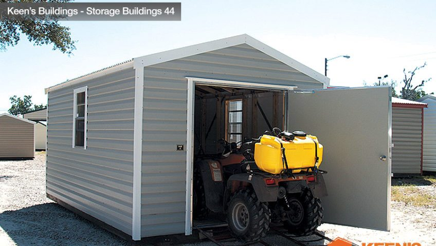 Keens Buildings Outdoor Shed 44