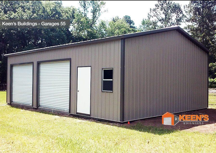 Keens-Buildings-Garages-55-Steel Buildings