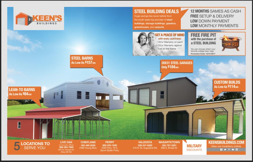 Keens-Buildings-October-Steel-Buildings-Ad