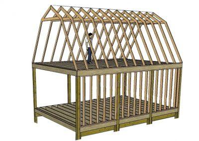 2-Story-Building-3d-Model